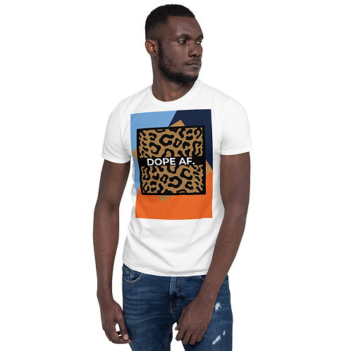 Cheetah DOPE AF. T-shirt