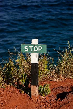 עצור בטרם תיפול