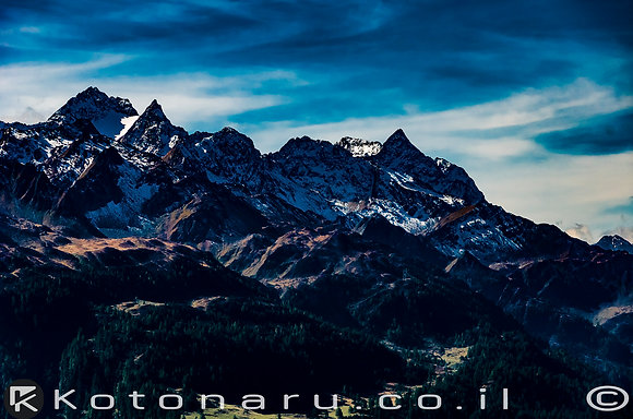 הרים אמיתיים