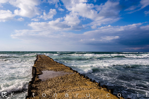 בדרך אל הים