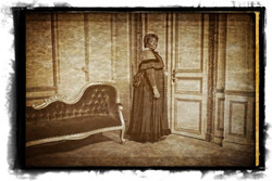 1904 La chatelaine de Montfermeil
