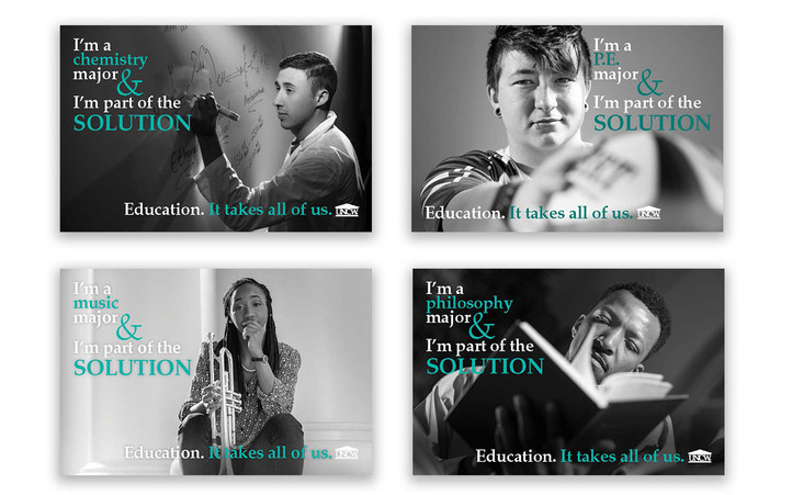 Education Minor Postcards