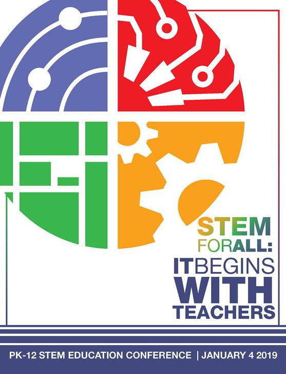 CESTEM Custom Logo Program Design