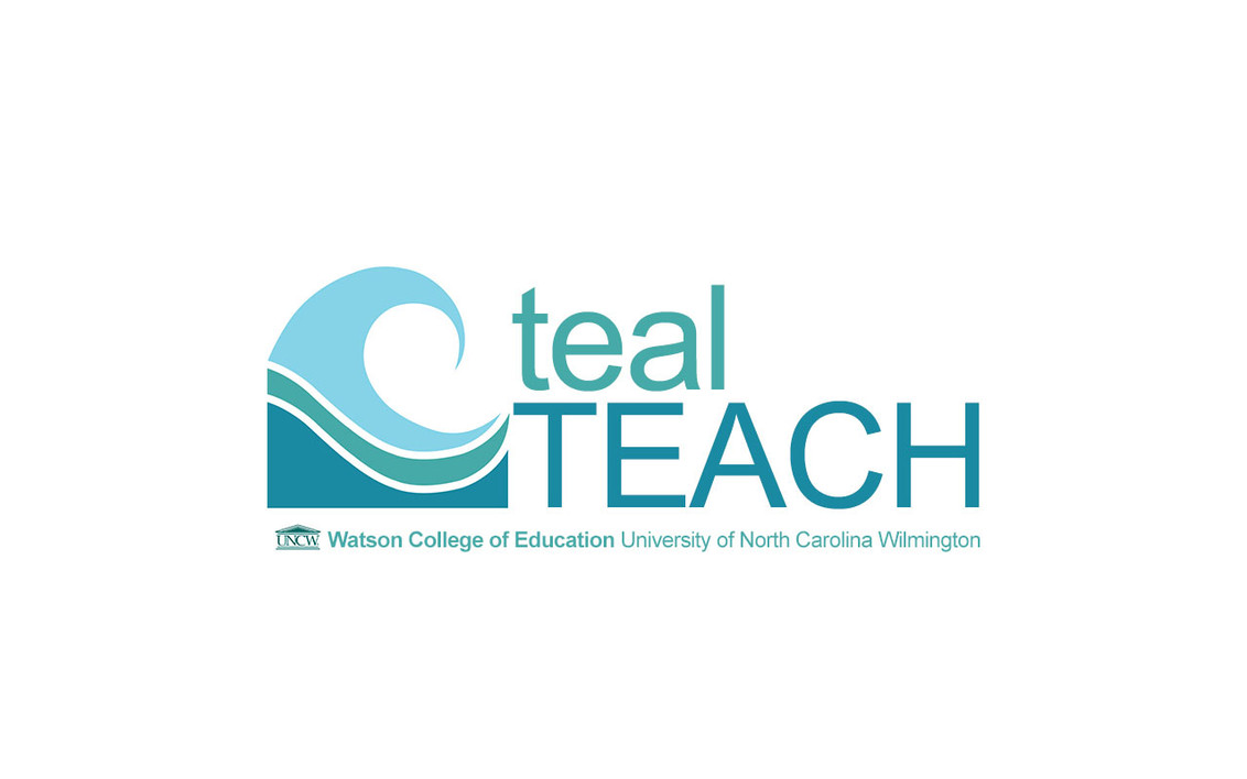 Teal Teach Logo