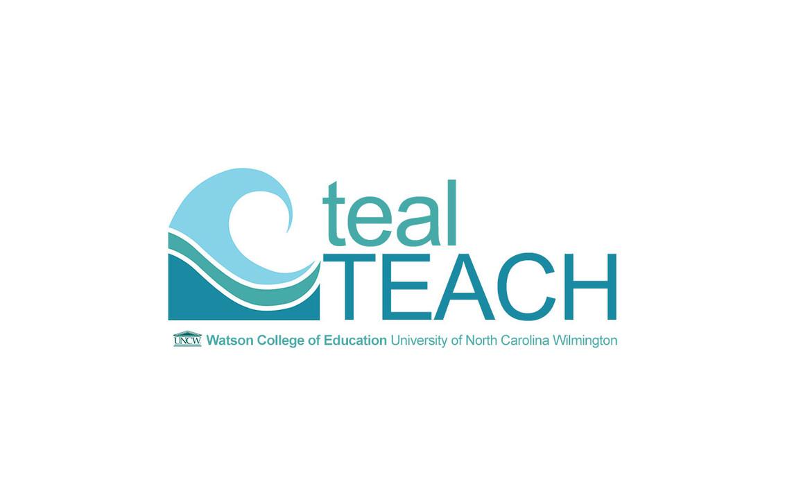 Teal Teach Logo