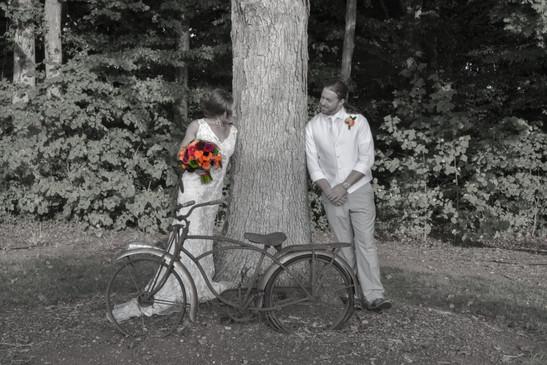 Capps Wedding Portrait