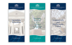 Watson Department Banners