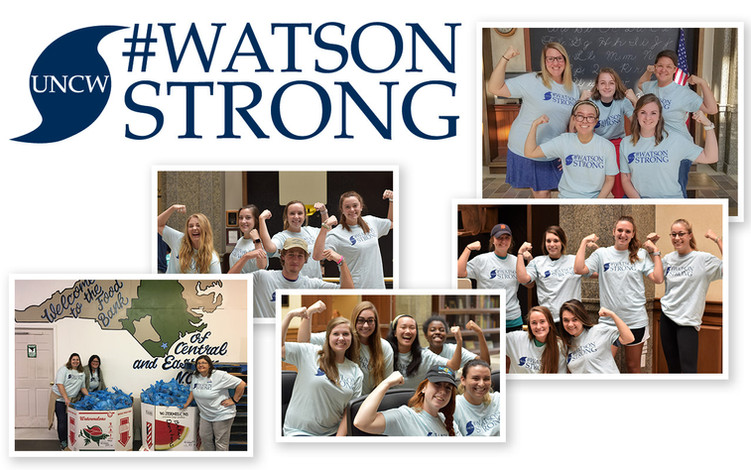 #WatsonStrong Logo Design