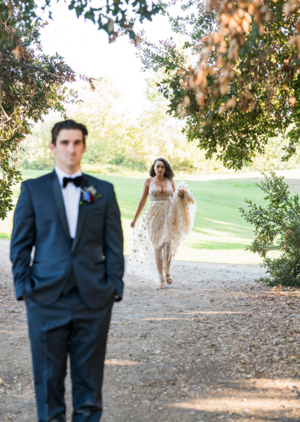 Kara & Nick's Los Robles First Look