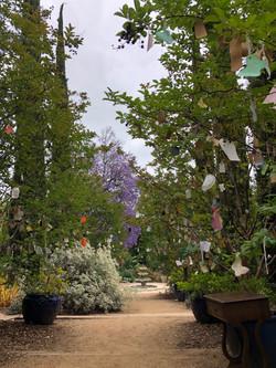 Sharon & Rocky's Garden Wishingtrees