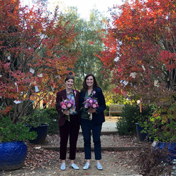 Arlington Garden Wedding - December Brid
