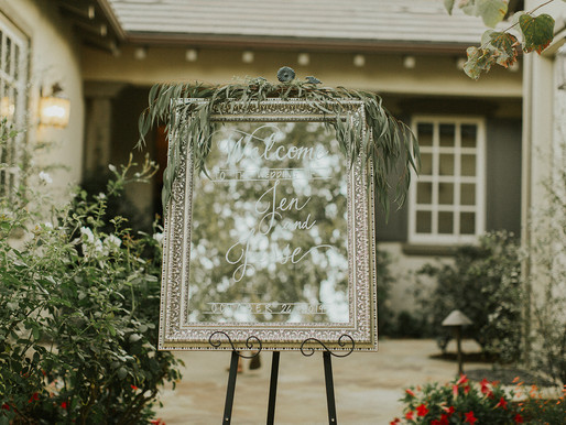 Creating an Intimate Event in Your Own Backyard
