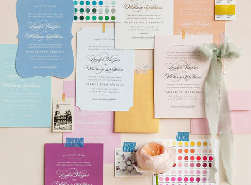 Wedding Invitations to Thank You Cards & Everything in Between!