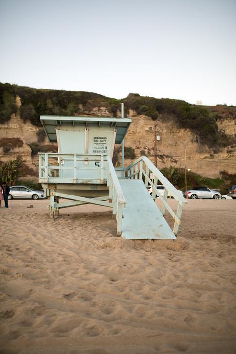 Lifeguard Tower #5