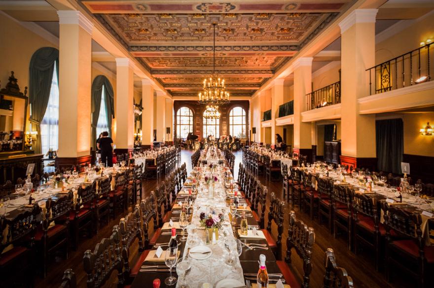 Banquet Hall 2 - Ben & Kasia 2017