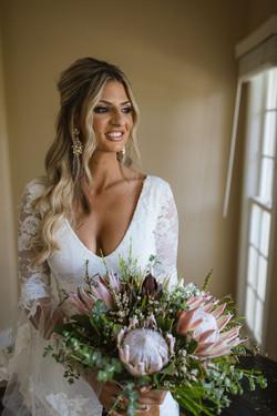 Kon & Bianca's Malibu Destination Small Wedding - Bianca