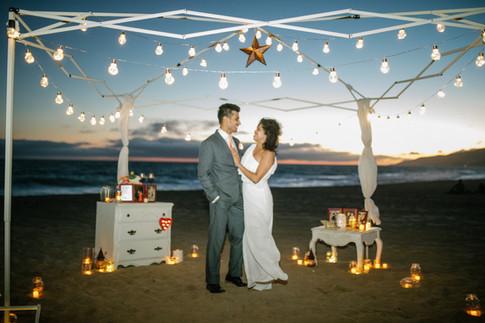 The Engagement Scene