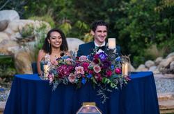 Kara & Nick's Los Robles Sweetheart Table