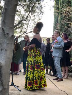 John & Estee's Arlington Garden Prayer Song