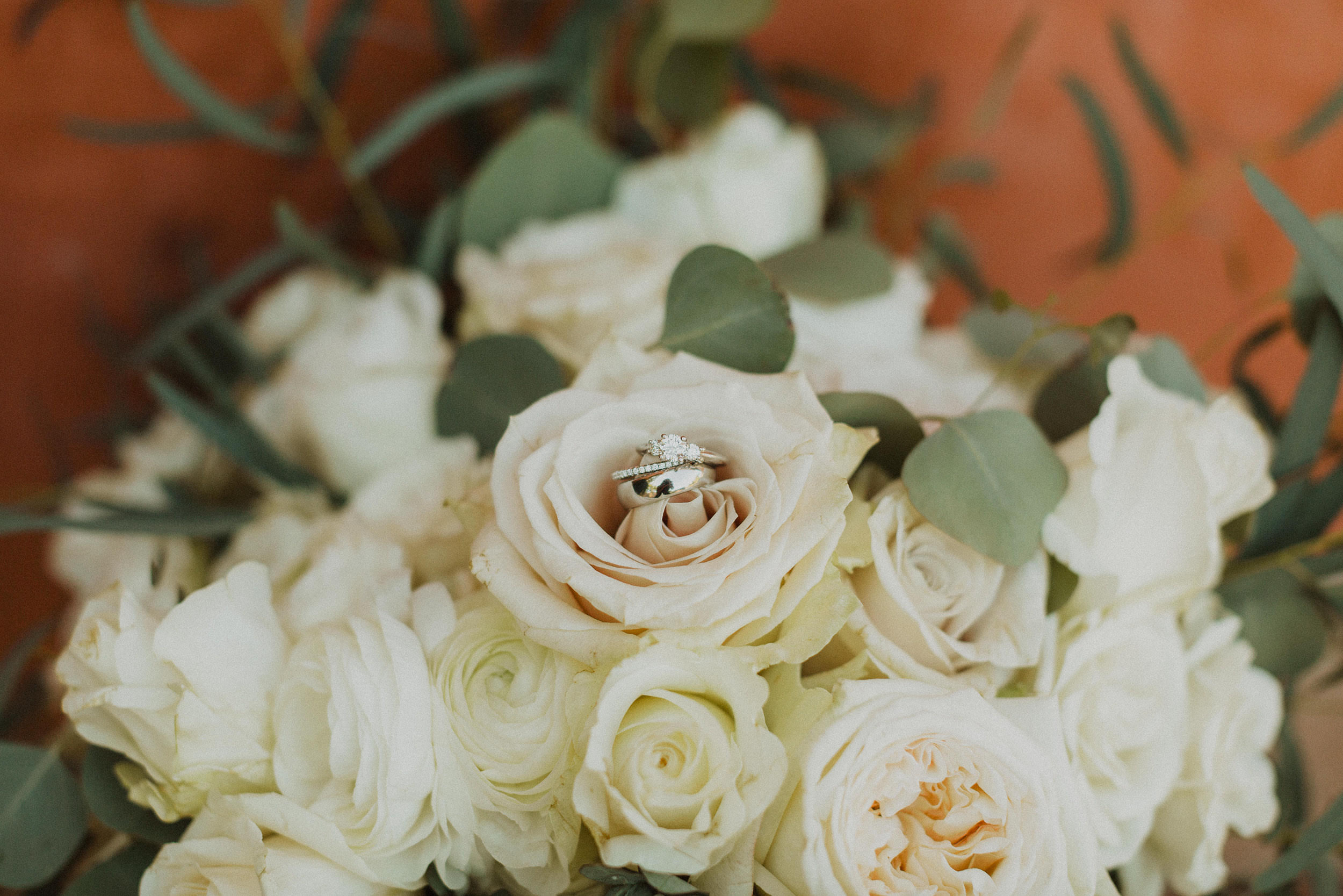 Ben & Pema's Flowers & Rings