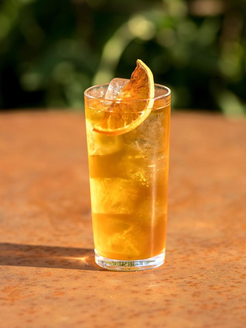Peach tea sugar & lemon