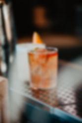 cocktail sidecar sugar & lemon