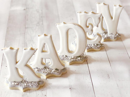 _Stand Up_ Baptism Cookies