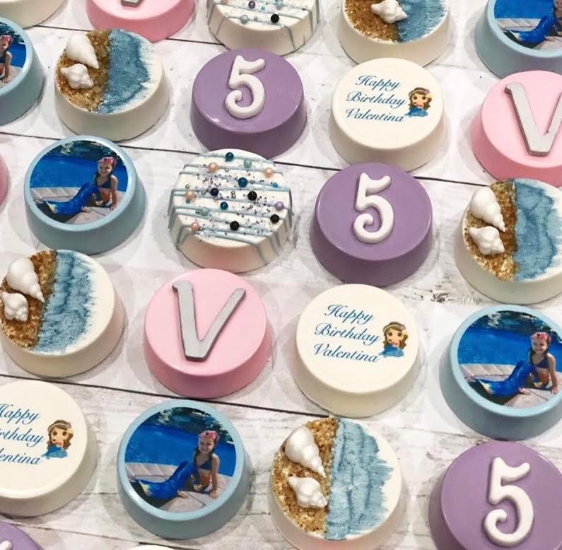 Mermaid 5th Birthday