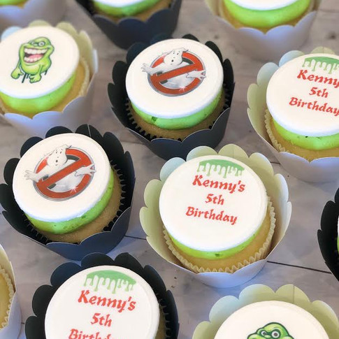 Ghostbusters 5th Birthday