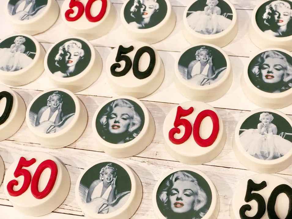 Marilyn Monroe theme _50th_ Birthday