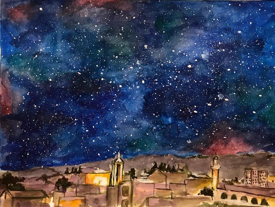 """Epiphany Sky"""