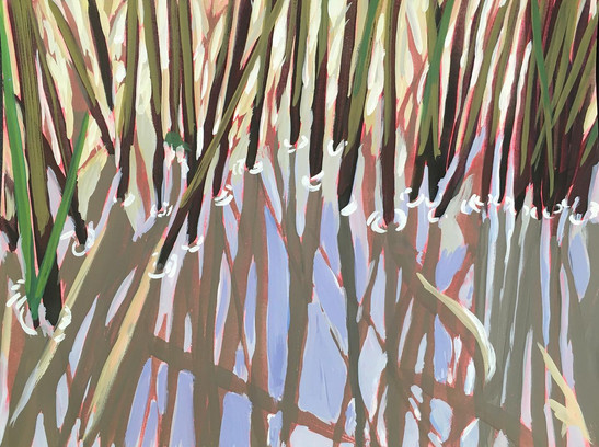 """""""Among the Reeds"""""""