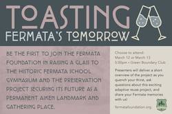 Fermata Foundation Event Invite