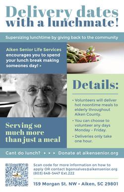 ASLS Volunteers Needed Poster