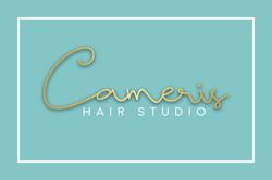 Cameris Hair Studio Logo
