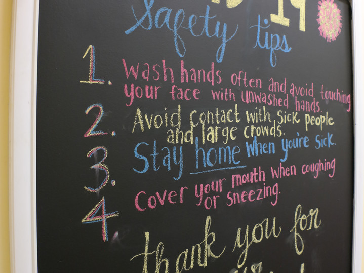 Covid-19 Volunteer Safety Tips
