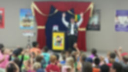 Saskatchewan Library Magic Show