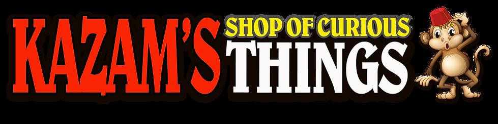 Kazam's shop of curious things