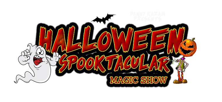 Halloween Spooktacular magic show
