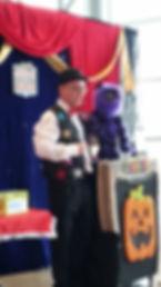 Spooktacuar Magic Show