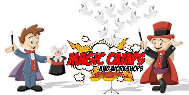 Magic workshops and camps in saskatchewan