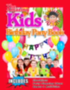 Birthday Party Planner Book