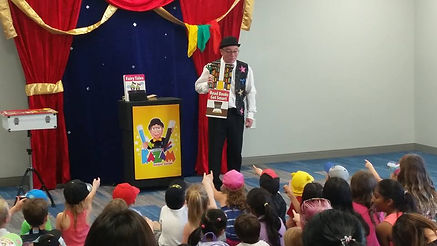 Saskatchewan magician