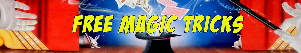 Free Magic Tricks