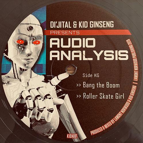 Di'jital* &Kid Ginseng–Audio Analysis / Logic Dub