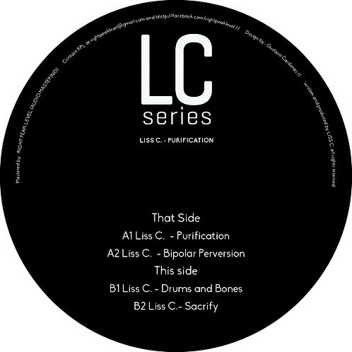 Liss C. ‎– Purification