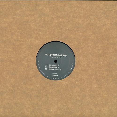 Riciar Ghir–MASAMUNE EP