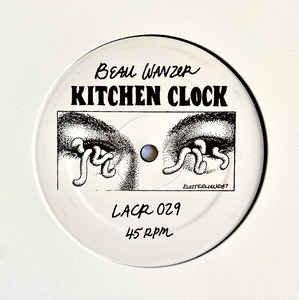 Beau Wanzer–Kitchen Clock