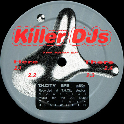 Killer DJs–The Killer EP