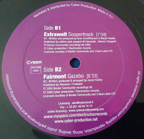 Electrochoc Sampler 007 Gold Edition Vol.2